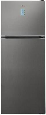 Двухкамерный холодильник Vestfrost VF 473 EX морозильник vestfrost vf 245 w