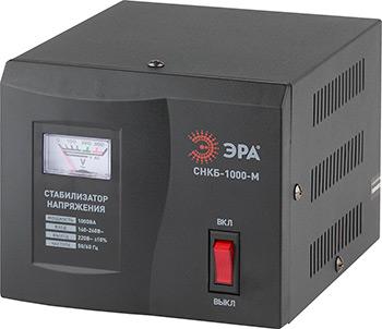 Стабилизатор напряжения ЭРА СНКБ-1000-М эра стабилизатор sta 1000