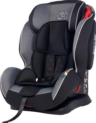 Автокресло Sweet Baby 1-2-3 (9-36) Camaro SPS Grey/Black 419086 цена и фото