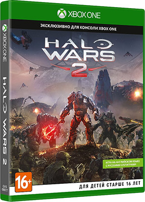 Игра для приставки Microsoft Xbox One: Halo Wars 2 (GV5-00017) все цены
