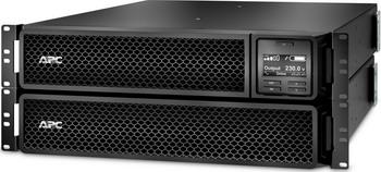 Источник бесперебойного питания APC Smart-UPS SRT SRT2200RMXLI-NC 1980Вт 2200ВА черный источник бесперебойного питания apc smart ups srt 1500va rm 230v 1500va черный srt1500rmxli