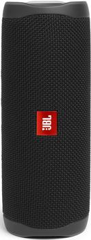 Портативная акустика JBL JBLFLIP5BLK черный портативная акустика jbl jblflip5blk черный