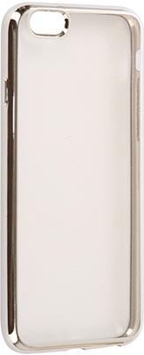 Чехол (клип-кейс) Eva IPhone 6/6s - Прозрачный/Серебристый (IP8A010S-6) стоимость