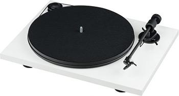 Проигрыватель виниловых дисков PRO-JECT PRIMARY E WHITE OM NN INT