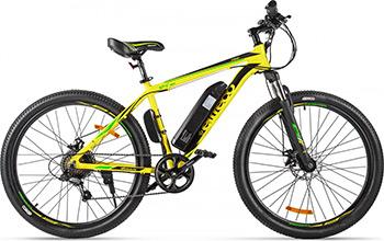 Велосипед Eltreco XT 600 желто-черный-2126 022297-2126 велосипед eltreco oscar 2017