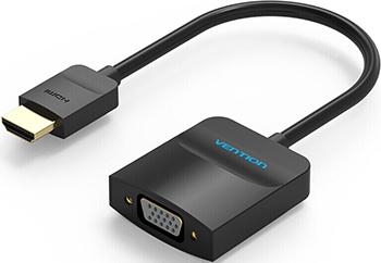 Фото - Мультимедиа конвертер Vention HDMI > VGA аудио (ACHBB) мультимедиа док станция samsung dex station
