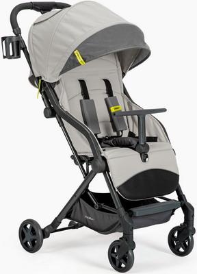 Фото - Коляска Happy Baby UMMA PRO grey прогулочная коляска happy baby umma pro coral
