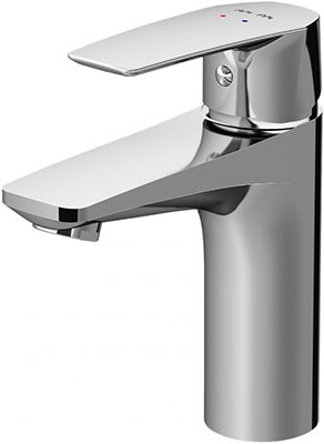Смеситель для ванной комнаты AM.PM Gem F90A02100 хром