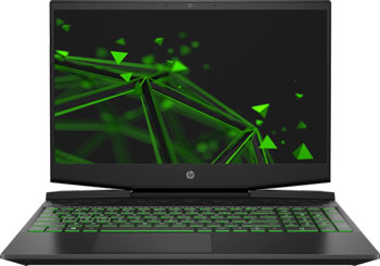 Ноутбук HP Pavilion Gaming 15-dk1039ur (22P90EA) Acid green p