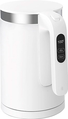 Умный чайник Xiaomi Viomi Smart Kettle Bluetooth Pro V-SK152A EU plug GLOBAL белый умный чайник xiaomi mi smart kettle bluetooth eu ym k1501