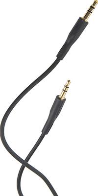 AUX-кабель Borofone BL1 Audiolink 1 метр черный (80015)
