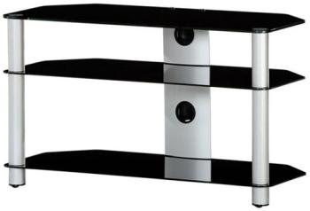 Фото - Подставка под телевизор Sonorous 390-B-SLV подставка под тарелку dal pozzo подставка под тарелку