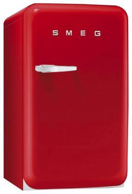 Однокамерный холодильник Smeg FAB 10 RR двухкамерный холодильник smeg fab 32 rven1
