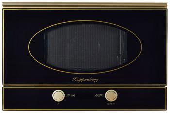 Фото - Встраиваемая микроволновая печь СВЧ Kuppersberg RMW 393 B встраиваемая микроволновая печь kuppersberg rmw 969 ant