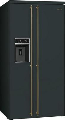 Холодильник Side by Smeg SBS 8004 AO