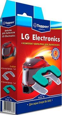 Набор фильтров Topperr 1143 FLG 75 цена и фото