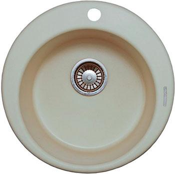 Кухонная мойка LAVA R.1 (CREMA) цены онлайн
