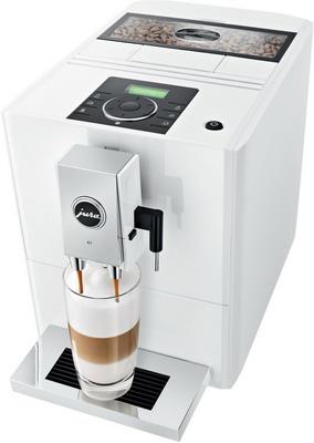 Кофемашина автоматическая Jura A7 Piano White