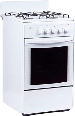 лучшая цена Газовая плита Flama RG 24027 W