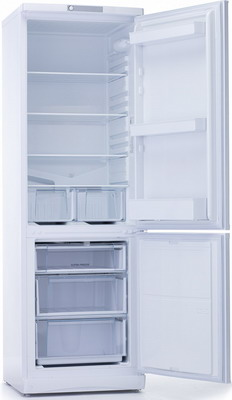 Двухкамерный холодильник Стинол STS 185 белый sts 185 s