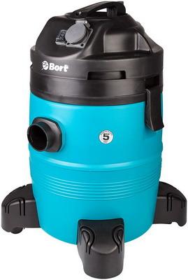 Строительный пылесос Bort BSS-1335-Pro 98297072 пылесос bort bss 1415 aqua 1400 вт