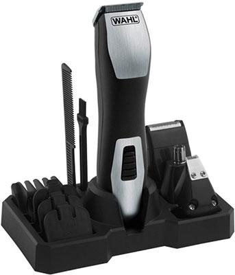 Машинка для стрижки волос и бороды Wahl 9855-1216 valera машинка для бороды x cut
