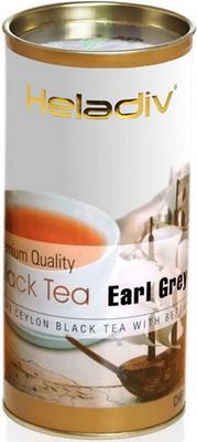 Чай черный HELADIV HD EARL GREY 100 gr Round P.T heladiv golden ceylon vintage black черный пакетированный чай 100 пакетиков
