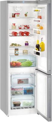 лучшая цена Двухкамерный холодильник Liebherr CNPel 4813-21