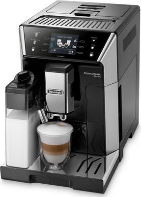 все цены на Кофемашина автоматическая DeLonghi ECAM 550.55.SB PrimaDonna Class онлайн
