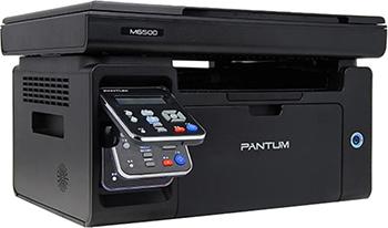 МФУ Pantum M 6500 черный мфу pantum m6607nw