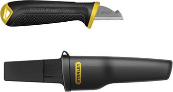 Нож электрика Stanley ''FatMax'' 0-10-234 нож stanley fatmax с сегментным лезвием 25 мм