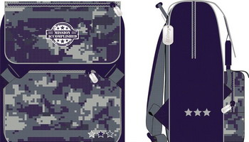 Ранец Proff Military MI 16-BPA-02-01