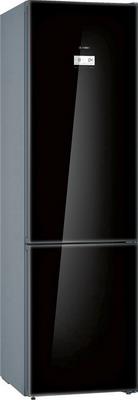 Двухкамерный холодильник Bosch KGN 39 LB 31 R цена в Москве и Питере