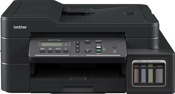 МФУ Brother DCP-T 710 W Ink Benefit Plus