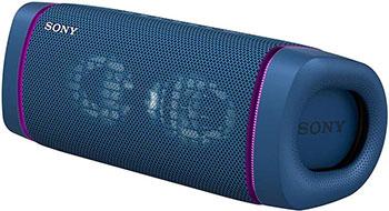 Портативная акустика Sony SRS-XB33L синий