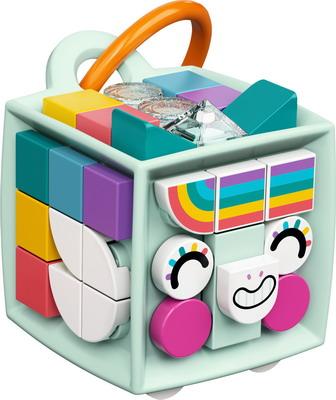 Конструктор Lego DOTs ''Брелок для сумки «Единорог»'' 41940