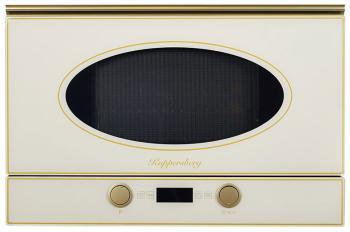 Встраиваемая микроволновая печь СВЧ Kuppersberg RMW 393 C Bronze встраиваемая микроволновая печь свч kuppersberg rmw 393 b