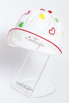 Панамка Vintage На качелах молочный р.50-52 шапка для девочки gulliver цвет молочный бирюзовый 21602gmc7301 размер 52
