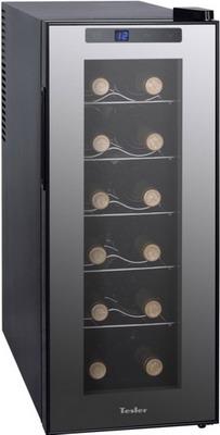 Винный шкаф TESLER WCV-120 винный шкаф tesler wcv 080