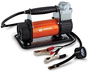 Компрессор автомобильный Daewoo Power Products DW 90 компрессор масляный daewoo power products dac 90b 90 л 2 4 квт