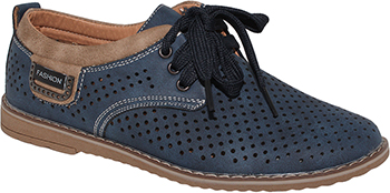 Полуботинки Капитошка С8905 33 размер цвет синий сапоги для девочки капитошка цвет черный g9784 размер 35