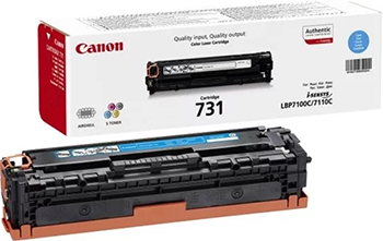 Картридж Canon 731 C 6271 B 002 картридж canon 731 m 6270 b 002