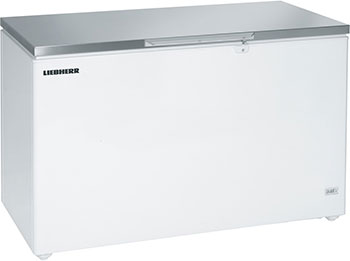 Морозильный ларь Liebherr GTL 4906-40 белый цена и фото