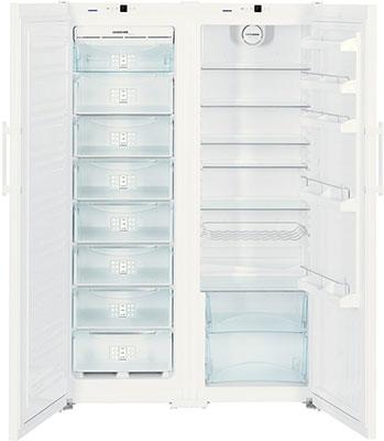 цены Холодильник Side by Side Liebherr SBS 7222-20 (SGN 3073-20 + SK 4250-20)