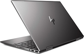 Ноутбук HP Envy x 360 15-cp 0012 ur <4TT 96 EA> Ryzen 7-2700 U Silver hp 15 ac 001 ur n2k 26 ea