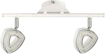 Светильник точечный DeMarkt Этингер 704024002 16*0 5W LED 220 электростандарт точечный светильник со светодиодами 3020 белая подсветка wh led