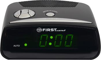 Будильник First FA-2410-BA