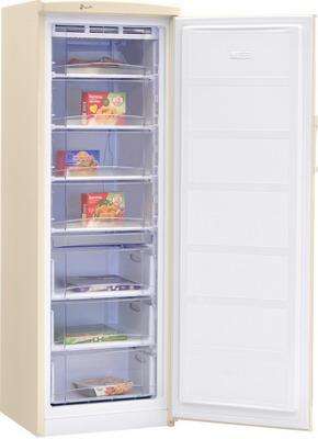 Морозильник NordFrost DF 168 EAP бежевый цена