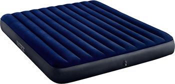 Надувной матрас Intex Classic Downy Airbed Fiber-Tech 183х203х25см 64755 downy 200