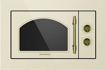 Встраиваемая микроволновая печь СВЧ MAUNFELD JBMO.20.5ERIB цена и фото
